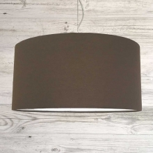Chocolate Ceiling Lampshade